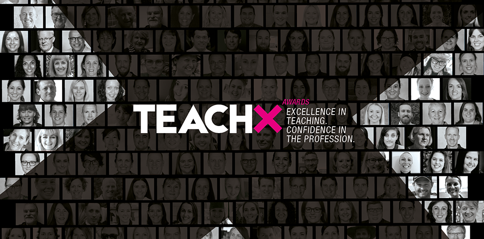 Meet our members who are TeachX Award finalists