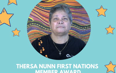 Recognition for First Nations member and activist