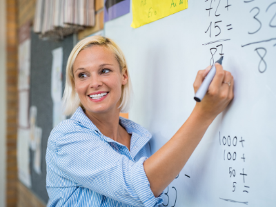 What counts is hard to count when it comes to raising teacher status