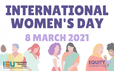 International Women's Day 2021 #WomenLead