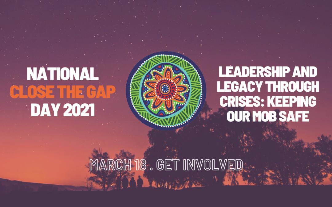 Close the Gap Day 2021: Raising awareness of CDP