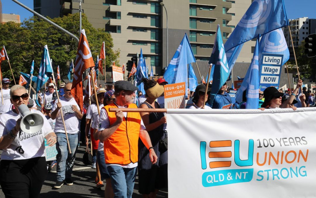 Members set to celebrate #IEUnionStrong as Labour Day/May Day events return