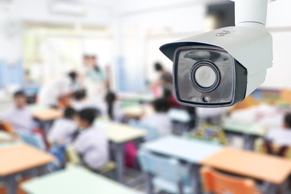 Privacy concerns as cameras installed in staffrooms