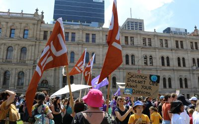 IEU stands in solidarity with School Strike 4 Climate