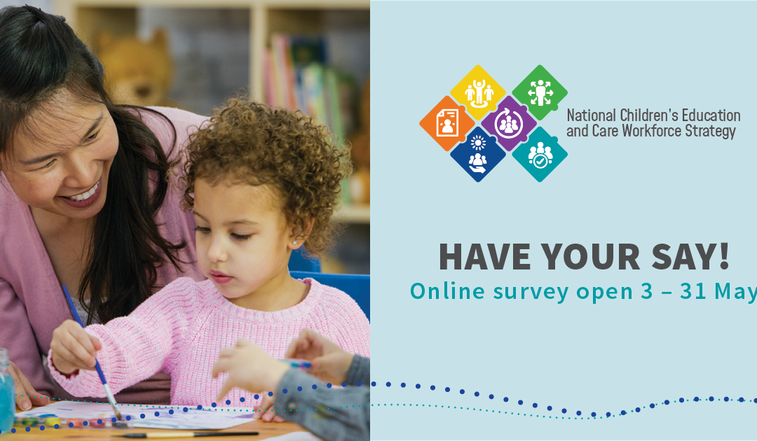 ECE members encouraged to complete national workforce  survey