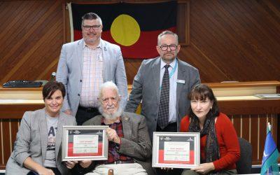 NAIDOC Week Award win for IEU members